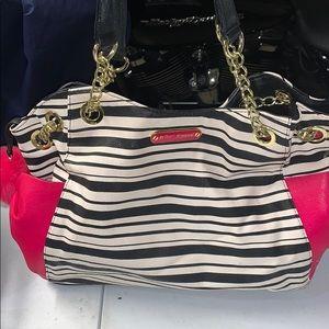 Betsey Johnson Shoulder Bag (large)